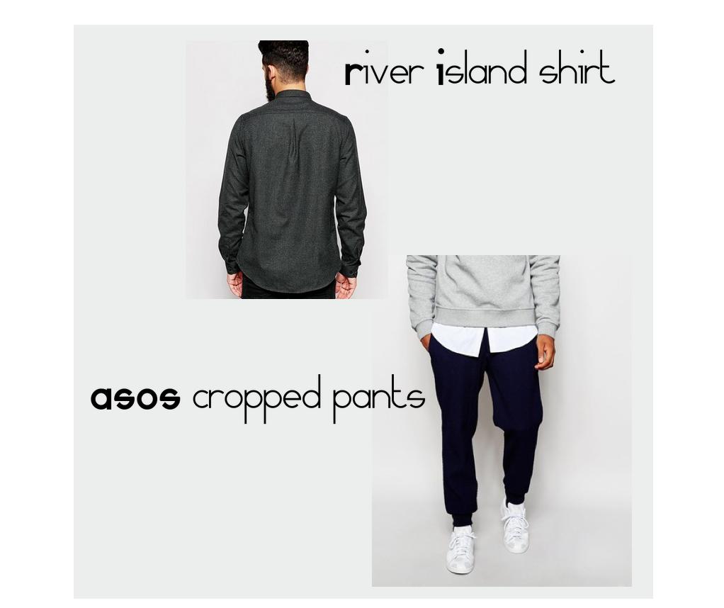 ASOS x RIVER ISLAND