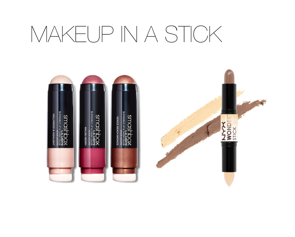 makeup in a stick
