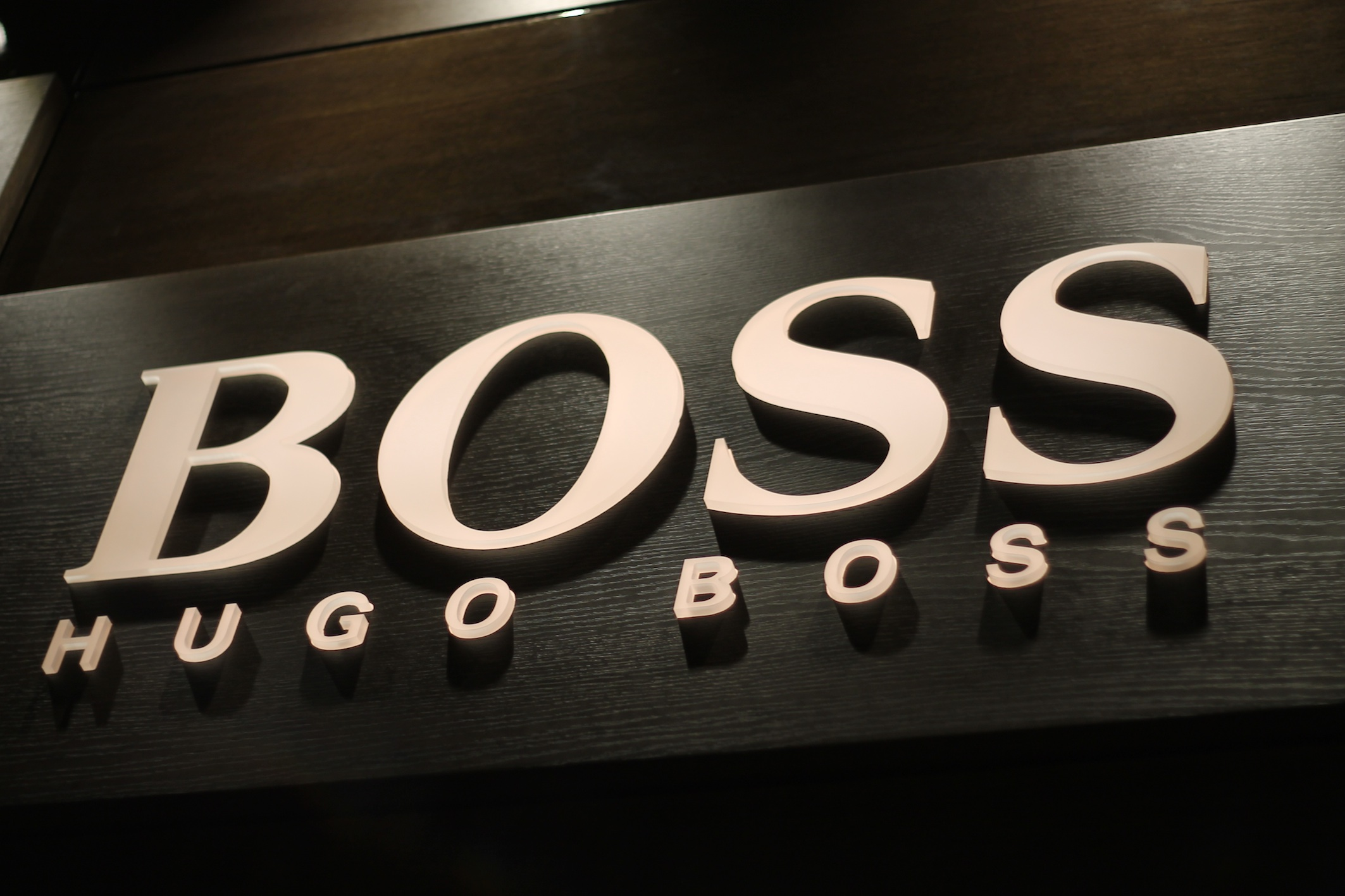 Hugo Boss Event Basel