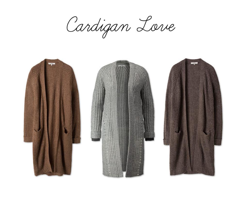 CARDIGAN LOVE