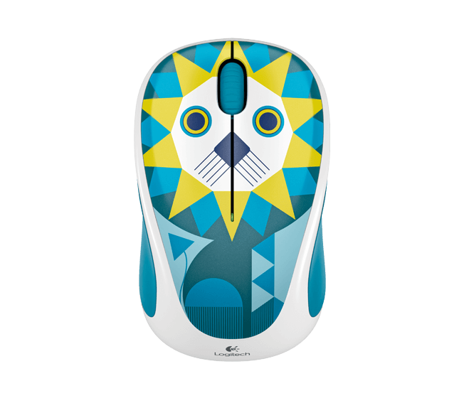 Luke Lion Play Mouse