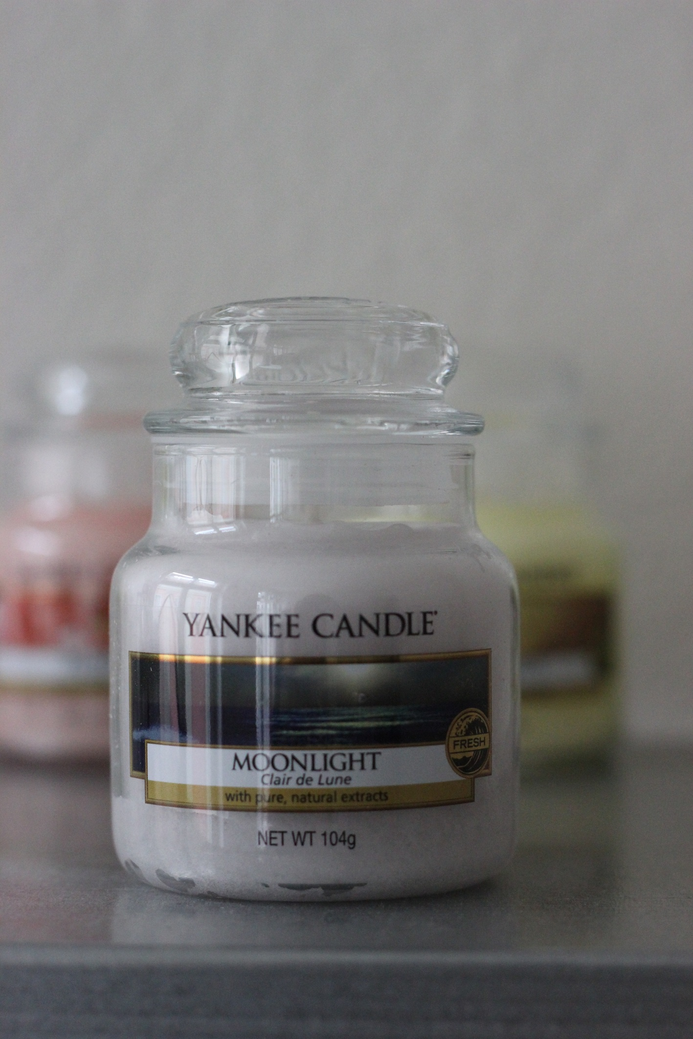 my serenity yankee candle