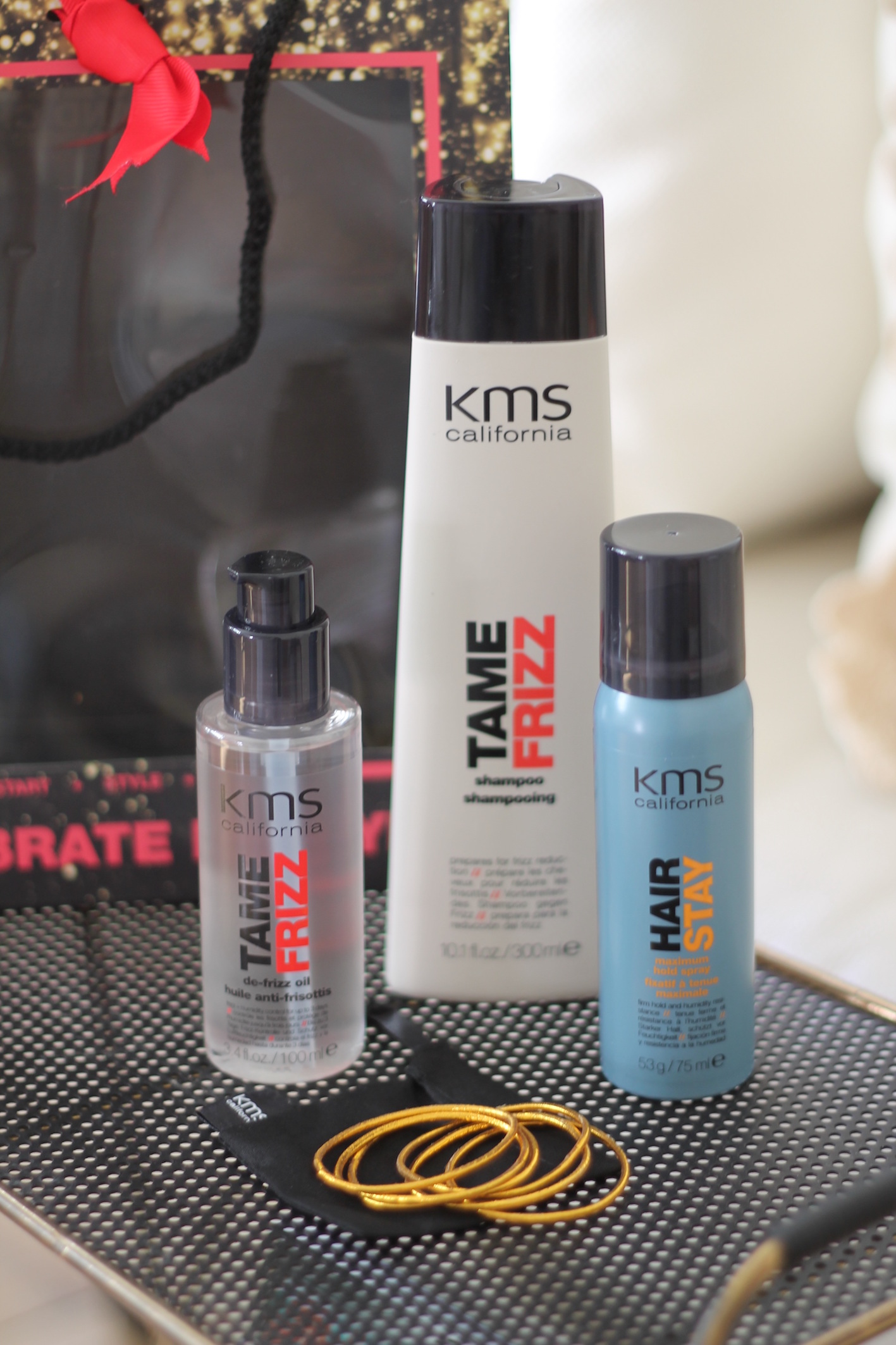 Tame Frizz by KMS California